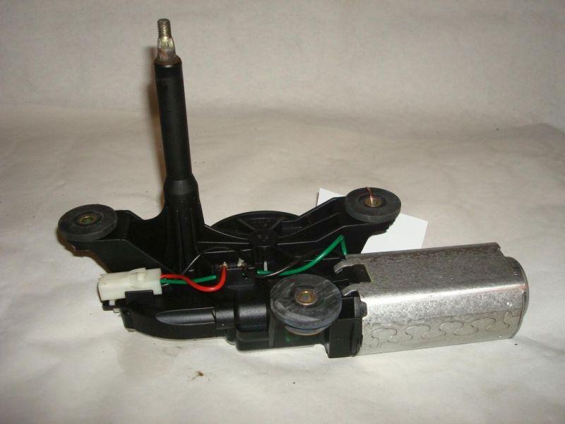 Wischermotor hinten FIAT PUNTO 1.2