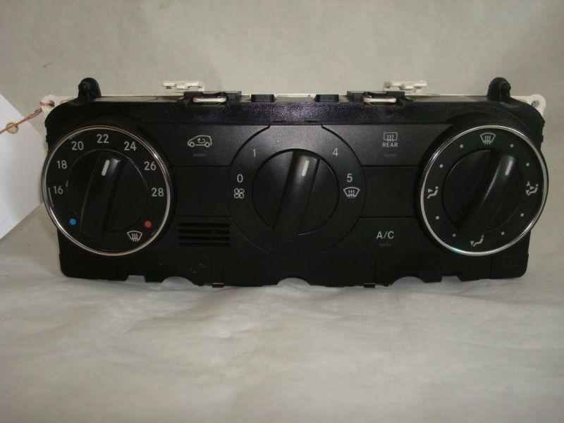 Heizungsbetätigung Klimabedienteil MERCEDES-BENZ A 160 AUTOTRONIC ELEGANCE SPE