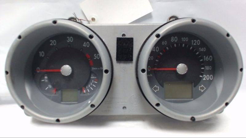 Instrumententafel Tacho VW LUPO (6X1, 6E1) 1.2 TDI 3L