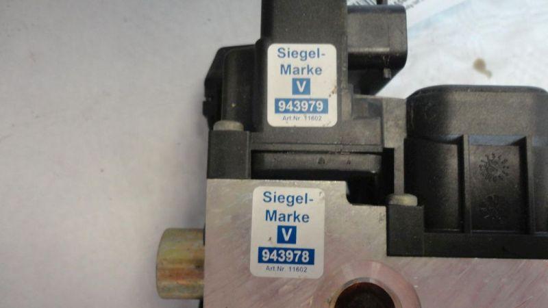 ABS Steuergerät Hydraulikblock OPEL CORSA 1.0 12V