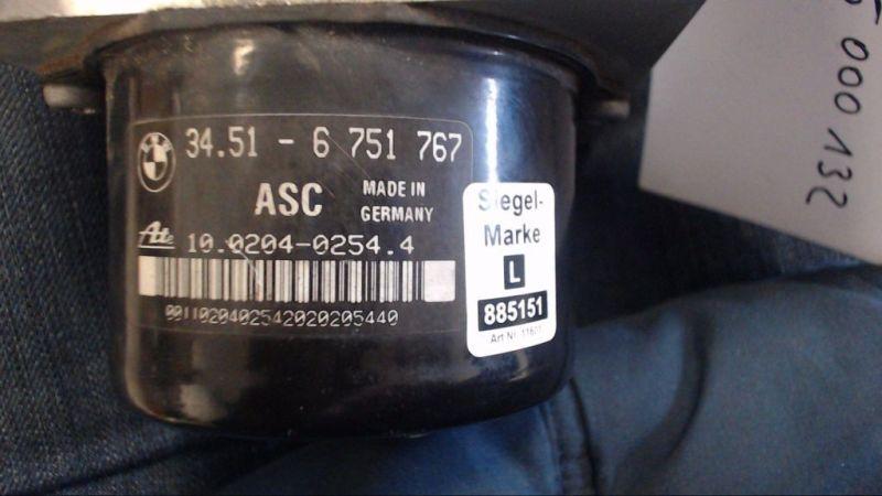 ABS Steuergerät Hydraulikblock BMW 3 (E46) 318I