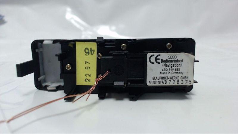 Blinkerschalter Bedieneinheit Navigation NaviAUDI A6 (4B, C5) 2.8