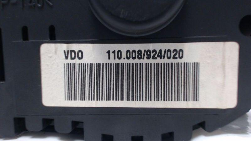 Instrumententafel Tacho SEAT IBIZA 1.4 16V STELLA