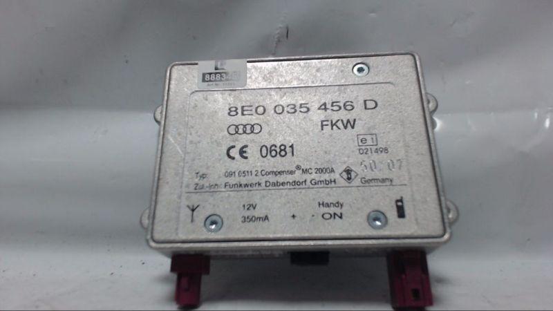 Antennenverstärker Verstärker Antenne AUDI A3 SPORTBACK (8PA) 1.6