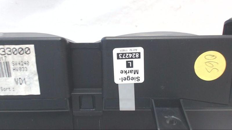 Instrumententafel Tacho VW PASSAT VARIANT (3C5) 2.0 TDI