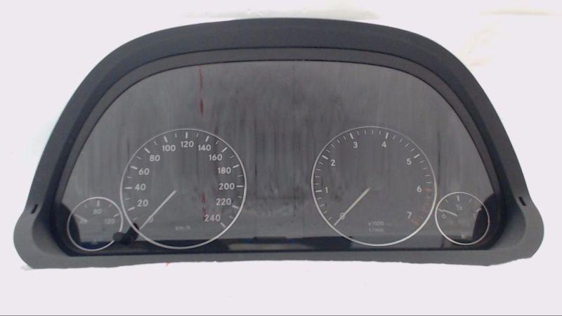 Instrumententafel Tacho MERCEDES-BENZ A 150 CLASSIC