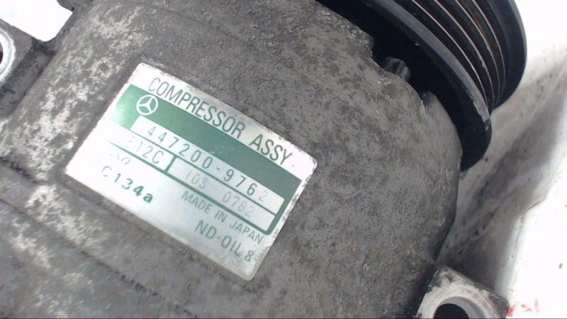 Klimakompressor MERCEDES-BENZ A-KLASSE (W168) A 160