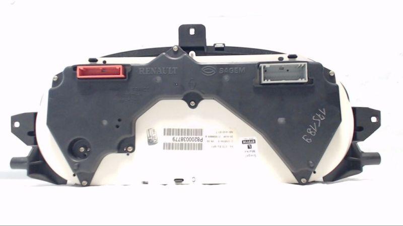 Instrumententafel Tacho RENAULT MEGANE CABRIO 1.4 DYNAMI.