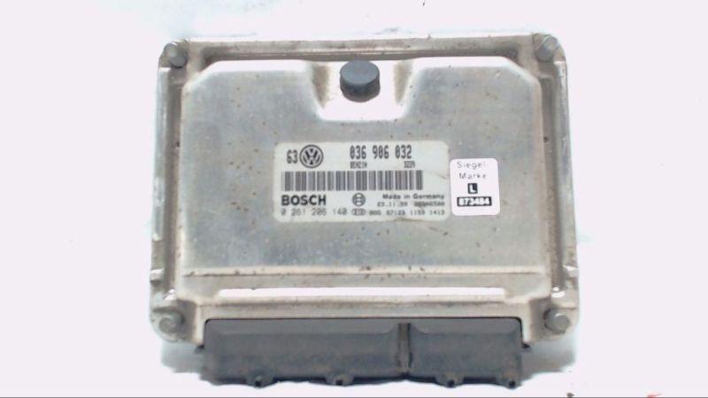 Steuergerät Motor VW GOLF IV (1J1) 1.4 16V