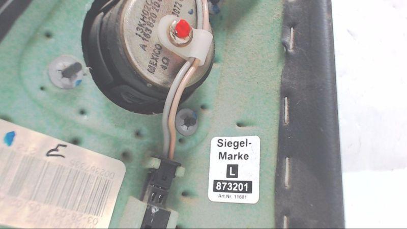 Lautsprecher HOCHTÖNER MIT BLENDE ABDECKUNG VORNE LINKSMERCEDES-BENZ ML 270 CDI