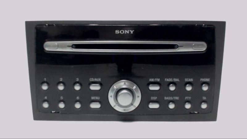 CD-Radio SONY mit CodeFORD MONDEO III KOMBI (BWY) 2.0 16V