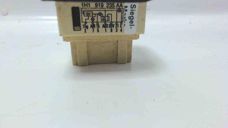 Kontrollleuchte Airbag Airbagkontrollleuchte ABS AnhängerVW GOLF III (1H1) 1.6