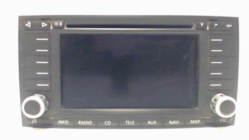 CD-Radio Radio Navigation mit CodeVW TOUAREG (7LA, 7L6, 7L7) 2.5 R5 TDI