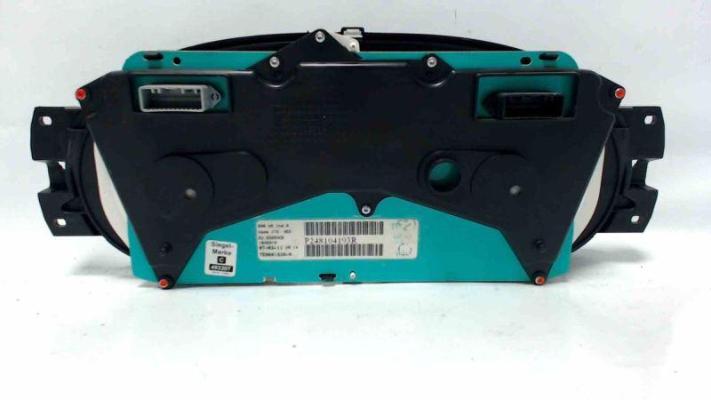 Instrumententafel Tacho DACIA LOGAN MCV (KS_) 1.6 16V HI-FLEX