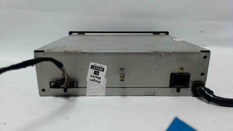 CD-Player VW GOLF IV (1J1) 1.9 TDI