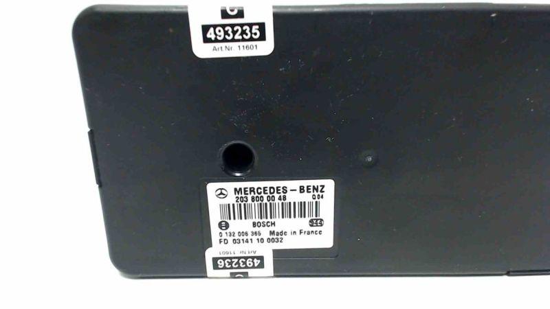 Zentralverriegelungspumpe Pumpe ZV ZentralverriegelungMERCEDES-BENZ E-KLASSE T-MODEL (S211) E 220 T CDI