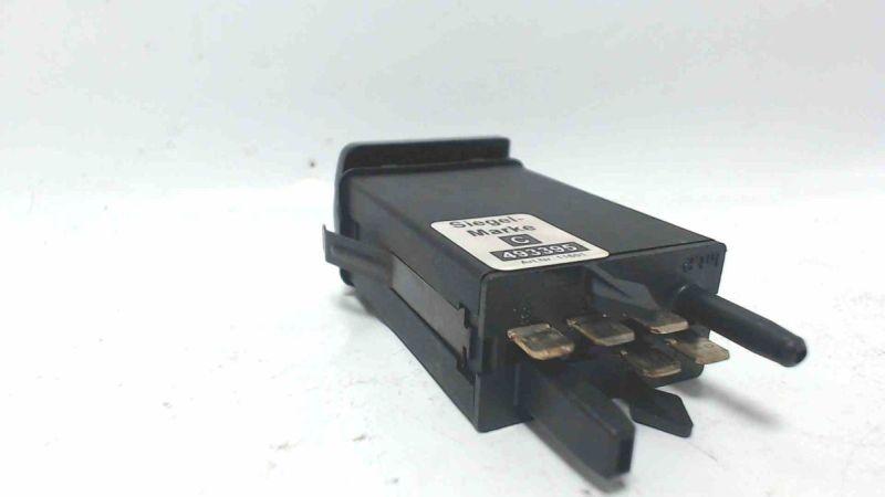 Schalter Heckscheibenheizung AUDI A3 (8L1) 1.9 TDI