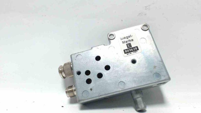 Antennenvertsärker Verstärker Antenne AUDI A8 (4D2, 4D8) 2.8
