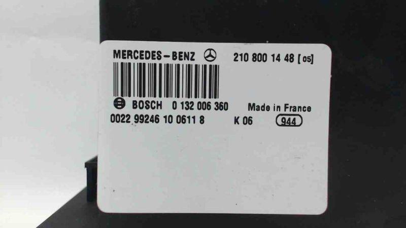 Zentralverriegelungspumpe MERCEDES-BENZ C-KLASSE (W202) C 200 CDI