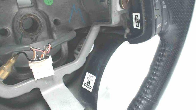 Lenkrad Leder Multifunktion - Kratzer GebrauchsspurenMAZDA 6 STATION WAGON (GY) 1.8