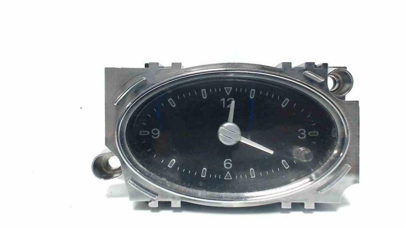 Uhr Analoguhr  silberFORD MONDEO III KOMBI (BWY) 2.0 TDCI