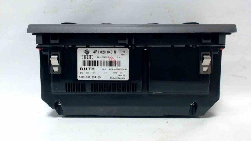 Heizungsbetätigung Klimabedienteil AUDI A6 (4F2, C6) 2.7 TDI