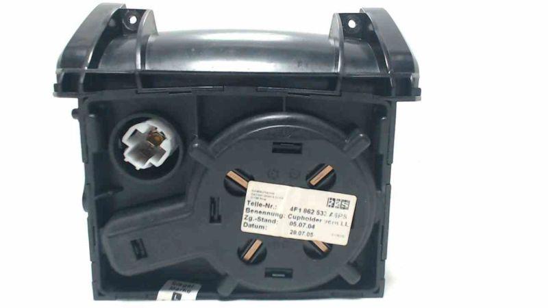 Getränkehalter Becherhalter Dosenhalter AnzünderAUDI A6 (4F2, C6) 2.7 TDI