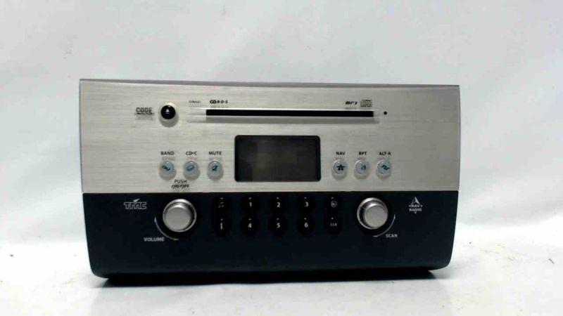 CD-Radio SVNA01 MP3 RDS Navi Siemens s. BeschreibungSUZUKI SWIFT III (MZ, EZ) 1.6