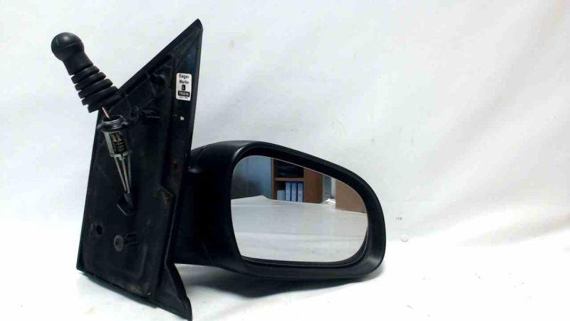 Außenspiegel mechanisch lackiert rechts GebrauchspurenVW FOX (5Z1, 5Z3) 1.2