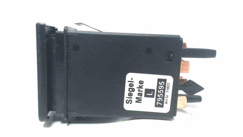 Schalter Heckscheibenheizung VW GOLF IV (1J1) 1.4 16V